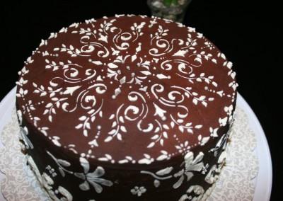 Chocolate Cake | Ine's Cakes