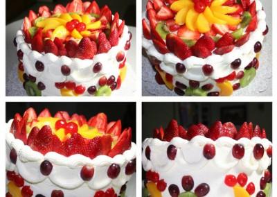 Fruity Cake - Ine's Cakes
