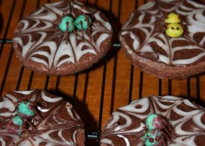 Halloween Cookies - Ine's Cakes