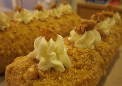 Pumpkin Rolls - Ine's Cakes