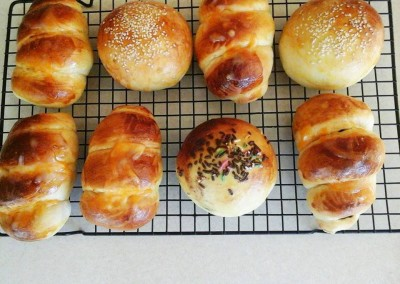 Breads & Rolls - Ine's Cakes