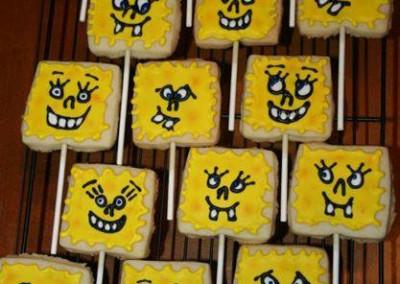 sponge-bob-cookies