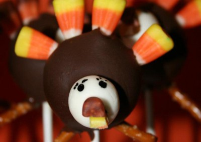 Turkey Cakepops